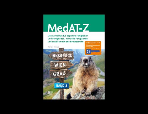 Zahnmedizin Lernskript medAT-Z get to med