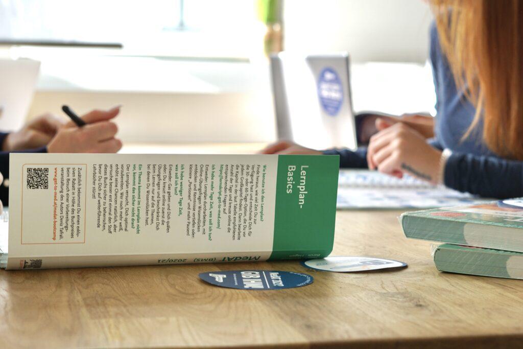 Lernplan für den MedAT